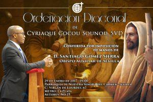 Cyriaque Diaconal 2