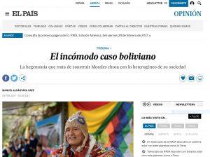 de Bolivia