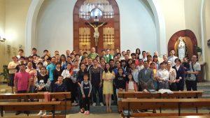 La Misa en la Parroquia Nuestra Señora de la Soledad (Usera)2