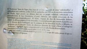 El frailecico Juan de la Cruz