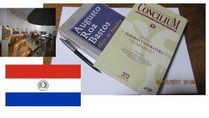 Roa Bastos en CONCILIUM evd