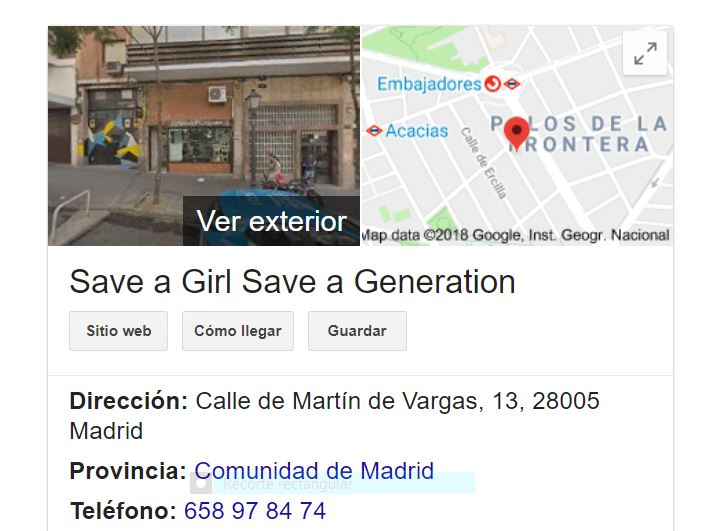 save a girl