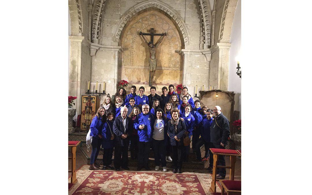 Juventud Misionera Verbo Divino de Villarrasa