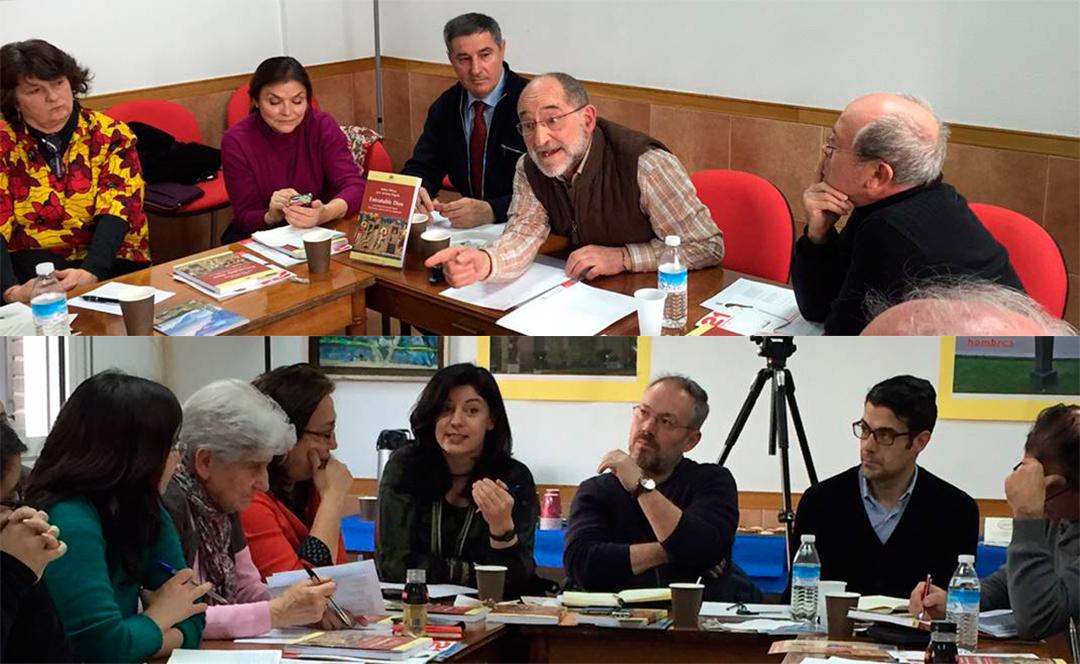 """Café-coloquio """"Hacia una cultura de la compasión"""""""