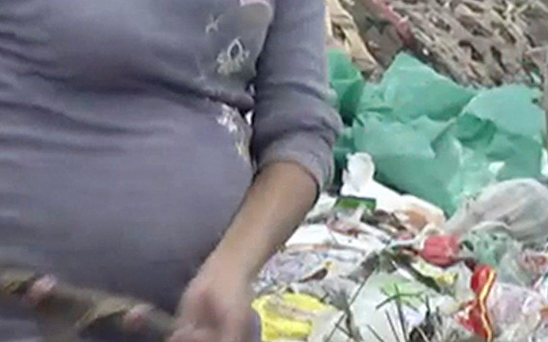 Un misionero en el basurero