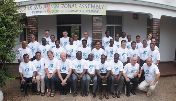 Misioneros del Verbo Divino en África