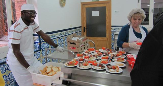 Curso de manipulador de alimentos – Fundación Luz Casa Nova –