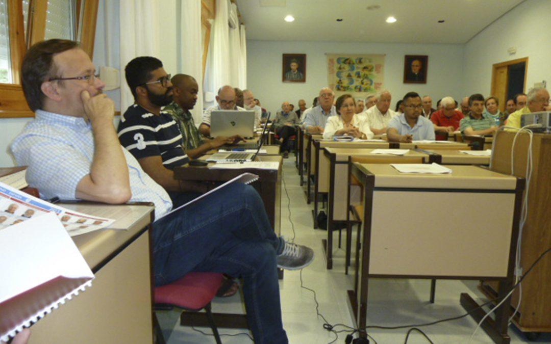 Los Misioneros del Verbo Divino en España celebran su Asamblea Provincial