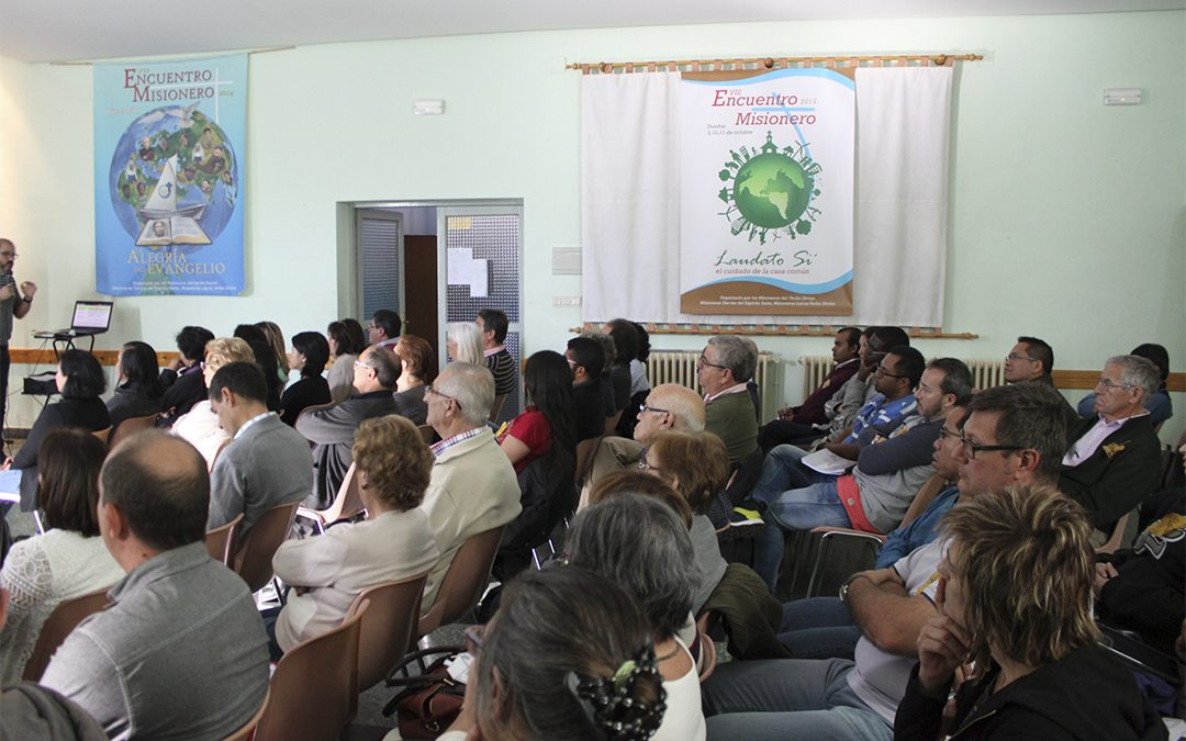 VIII Encuentro Misionero del Verbo Divino en Dueñas