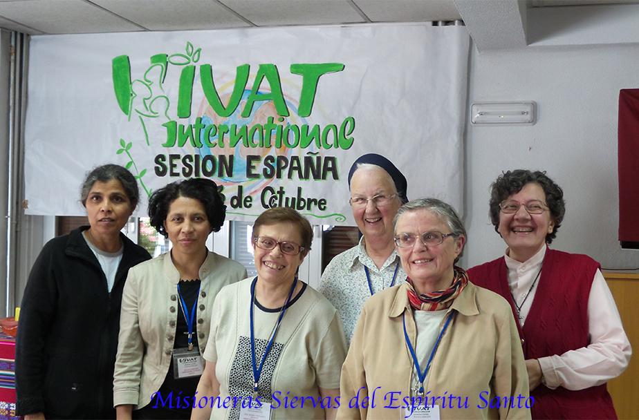 """""""VIVAT International"""" celebra su primer encuentro en España con un compromiso con los inmigrantes y refugiados"""