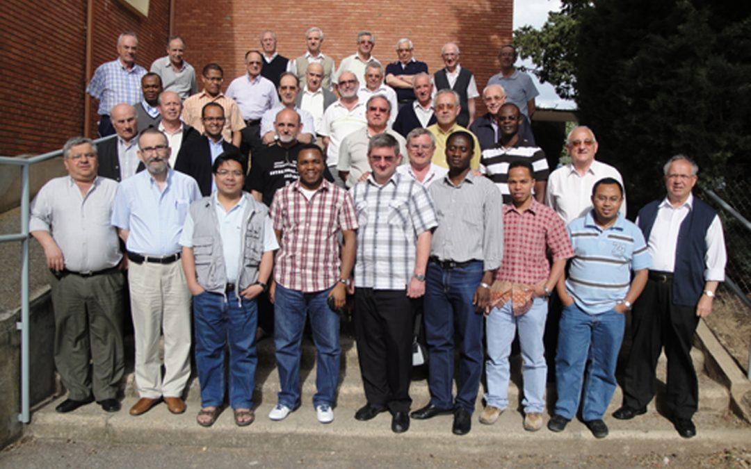 Inicio del Trienio 2010-2013 en la Provincia SVD Española