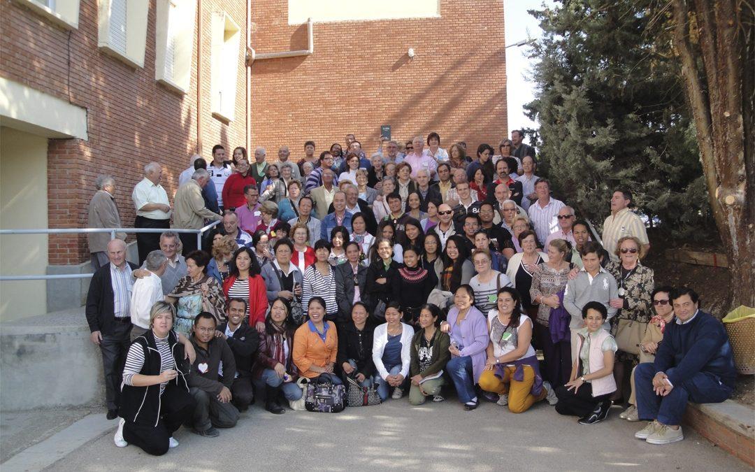 Vídeo del Encuentro Nacional Misionero 2011 en Dueñas: No os lo perdáis