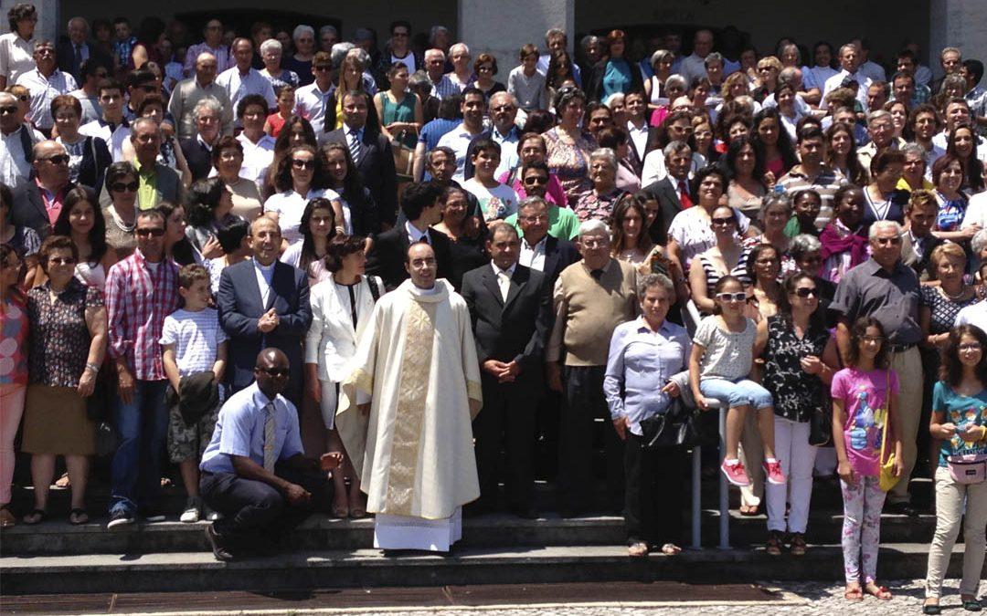 Ordenación Diaconal de Silva César