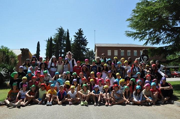 Campamento pirata en Dueñas