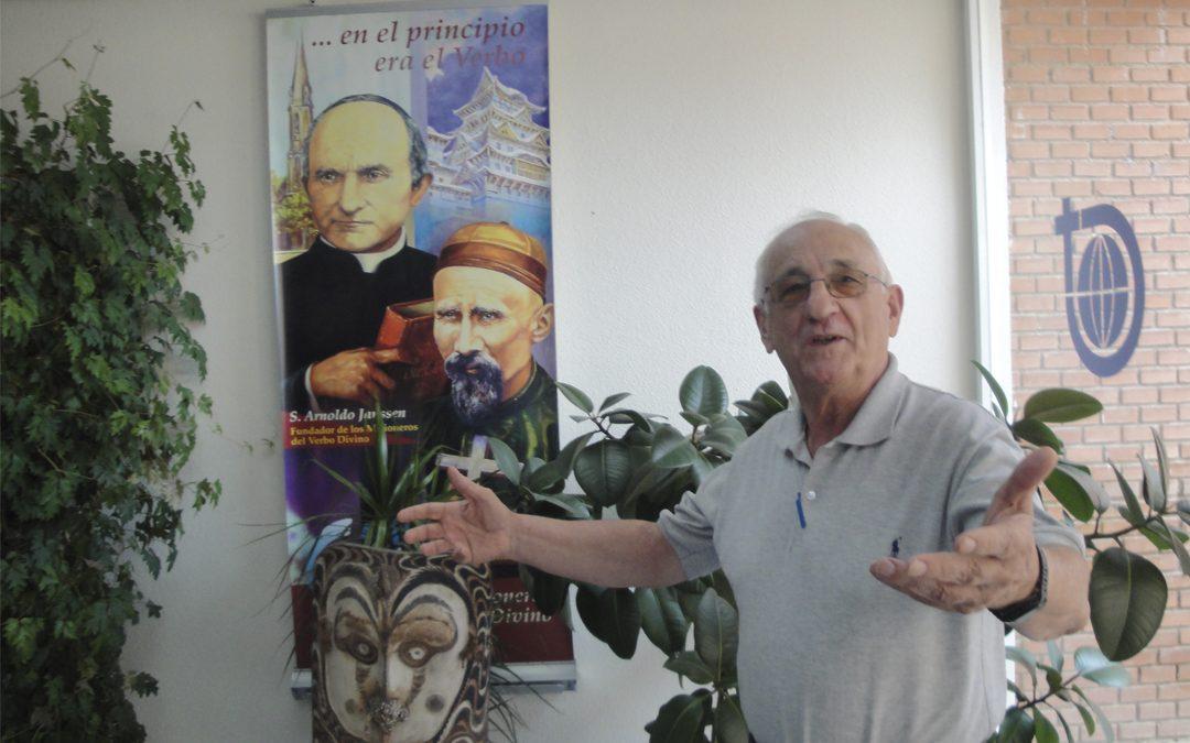 Lawrence Muthee habla de su experiencia de OTP en España