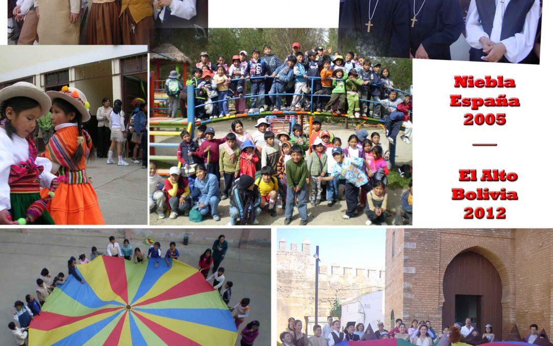 Niebla – El Alto: la comunicación hermana misiones