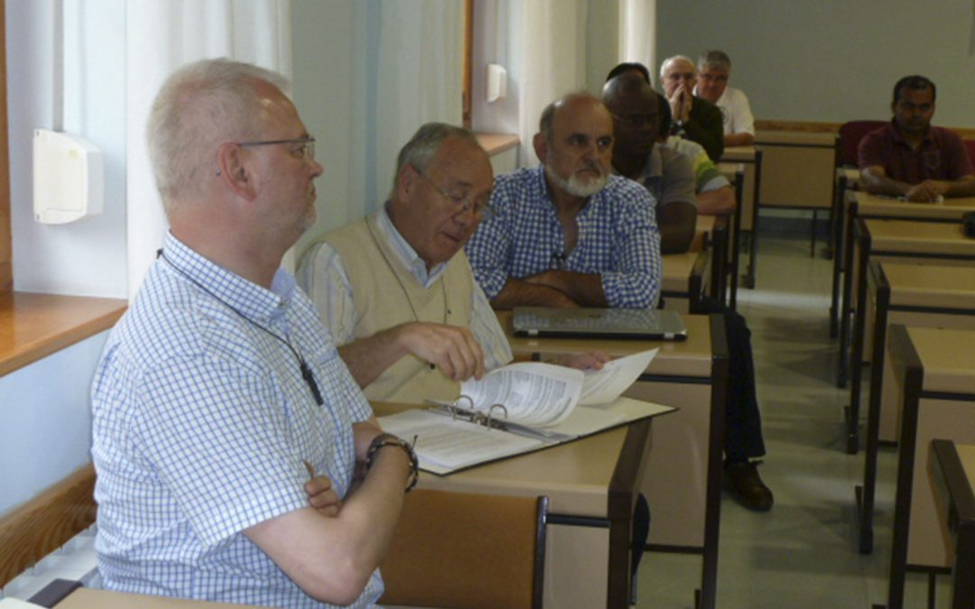 IV Encuentro de Pastoral Parroquial SVD en Dueñas