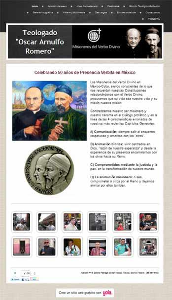 Desde el Teologado SVD de México