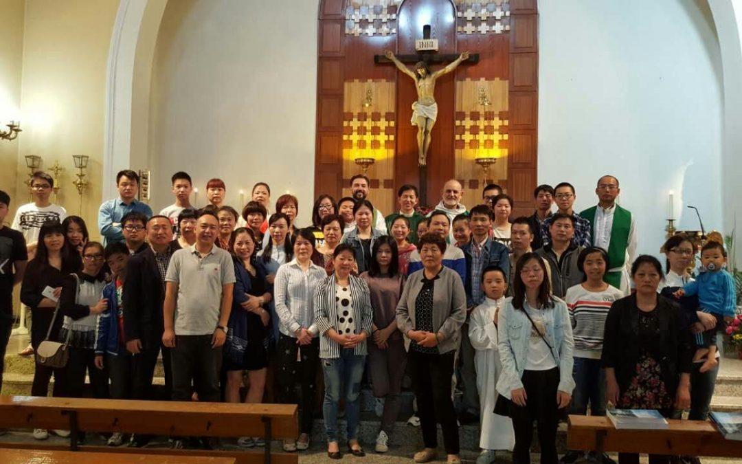Misioneros del Verbo Divino (SVD en todos los idiomas)