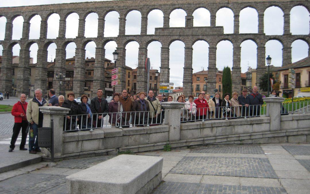 Del Verbo Divino en Segovia, con… Por Navidad