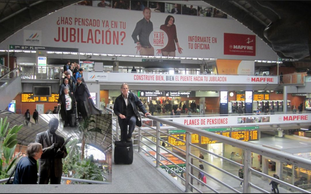 Nuestra WEB hasta el último minuto de Jim W. Heisig en Madrid