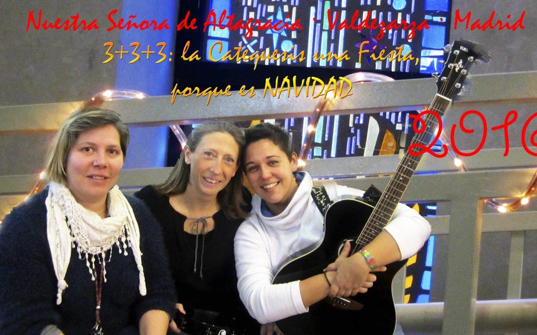 Tres Cantoras + Tres Reyes + Tres en la Posada + La Sagrada Familia,  un Misterio creíble