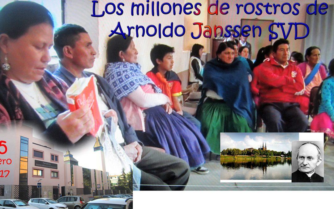 Fiesta SVD en Altagracia por ser 15 de enero