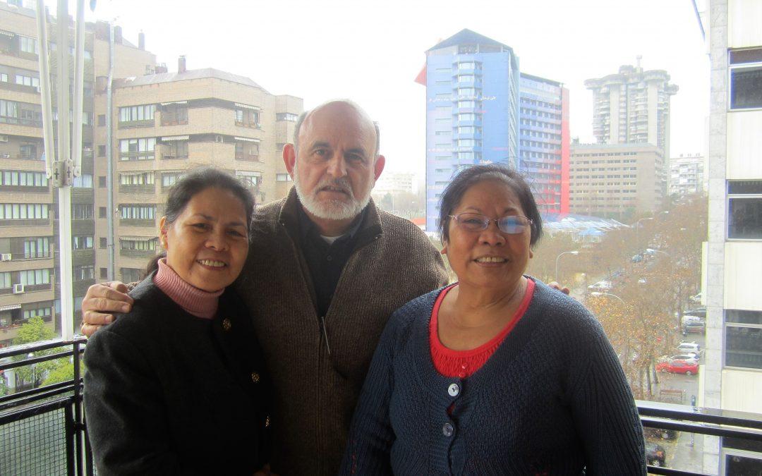Filipinas en Madrid… Filipinas en España, así nosotros en Filipinas
