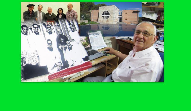 Lorenzo + Fernando + Alfredo: los 3 con 50 celebrándolos