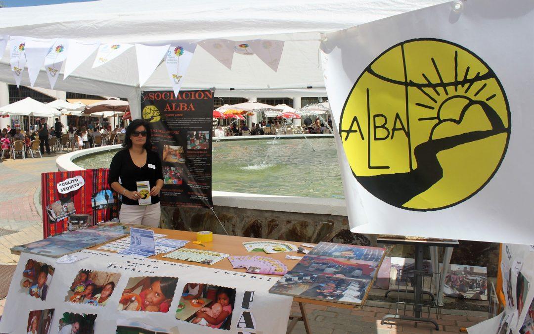 ALBA ONGD, SVD, y Vivat International España, de la mano con los inmigrantes