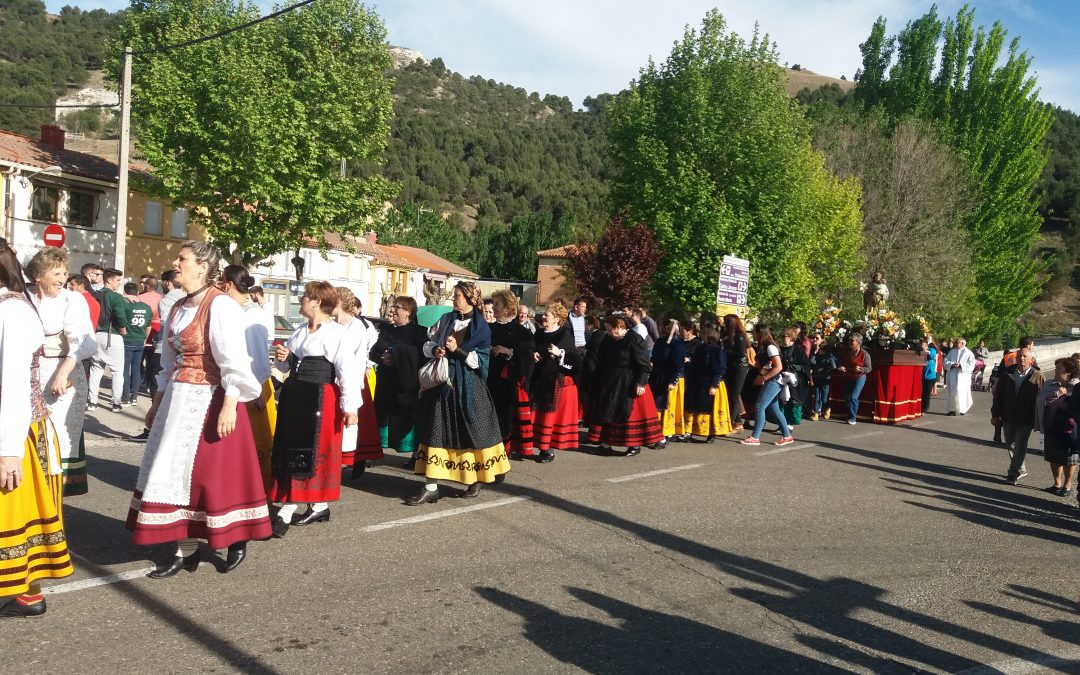 Nuestra parroquia de Cabezón de Pisuerga, en fiestas de San José Obrero, trabajador