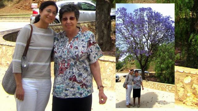 Carmen de La Palma del Condado, cronista del 'tiempo pascual' de nuestra común Ana Sáenz de Santa María