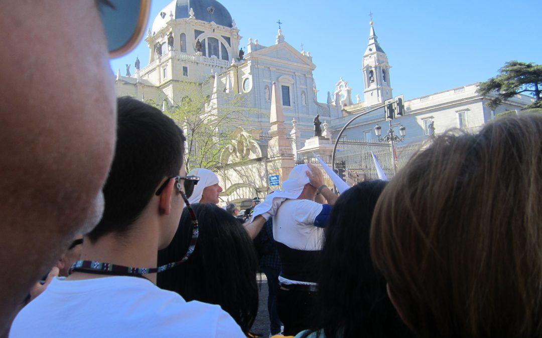 Y la procesión de todos en Domingo de Ramos