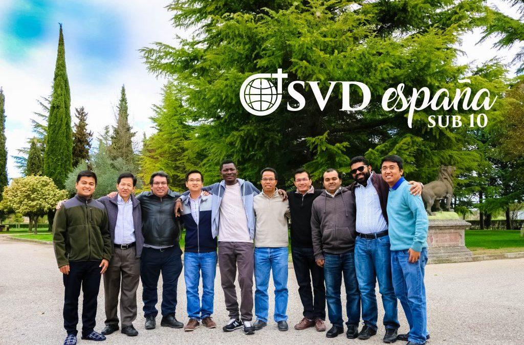 Nuestros jóvenes SVD INTERNACIONAL indagan, preguntan sobre España y la América hispana; aquí a modo de apoyo