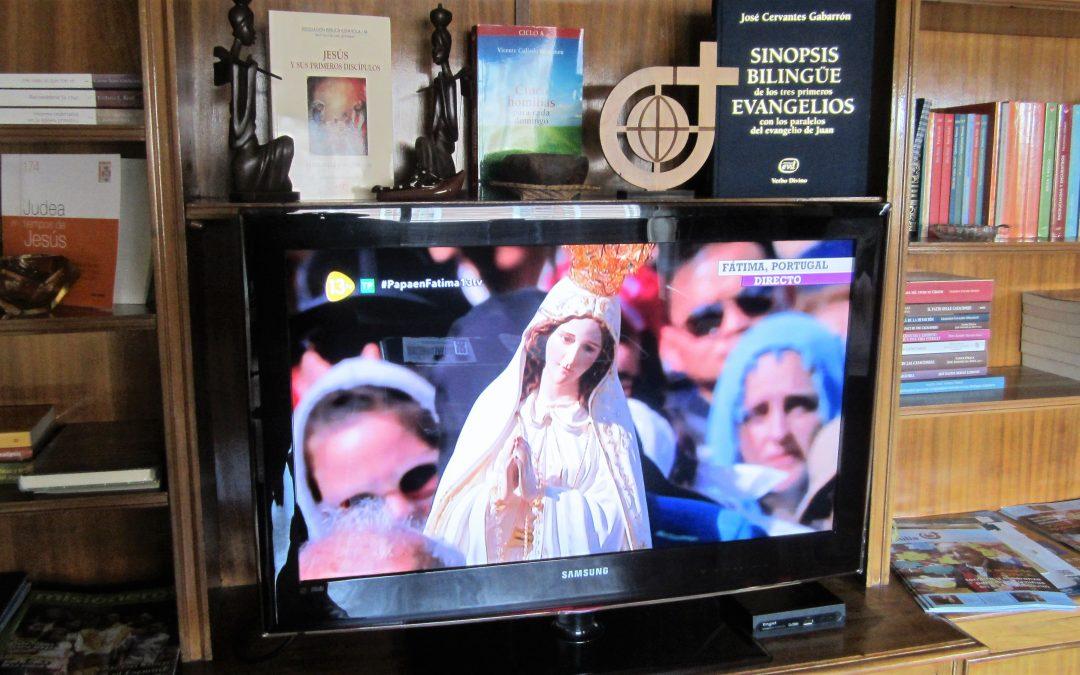 Fátima, el Papa y nuestra Capellanía Polaca en Madrid, al minuto en SVD-ESP