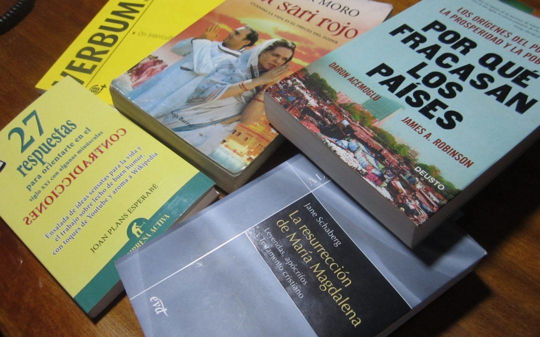 La guerra de los libros