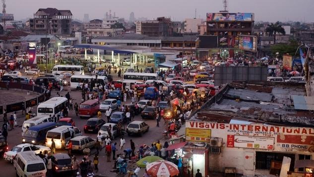 El Diario de Navarra con este proyecto de Kinshasa, Congo