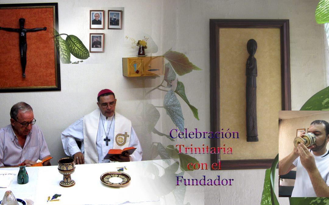 Edgardo, obispo SVD, viaja en cuestión de horas al Vaticano, en visita 'ad limina'