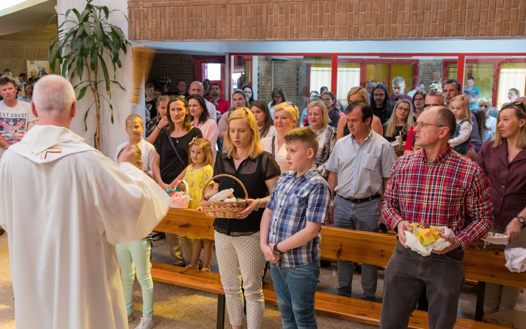 PAN con mayúsculas, JESÚS en él; y nosotros también = 'Quiero ver' + El blog de Chava