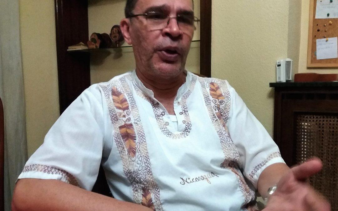 La entrevista a nuestro obispo Edgardo, de Panamá