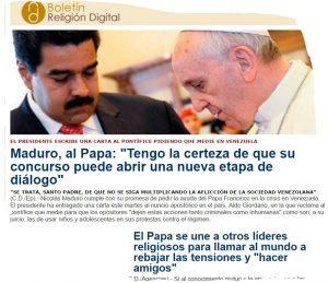 Francisco mucho más que noticia internacional