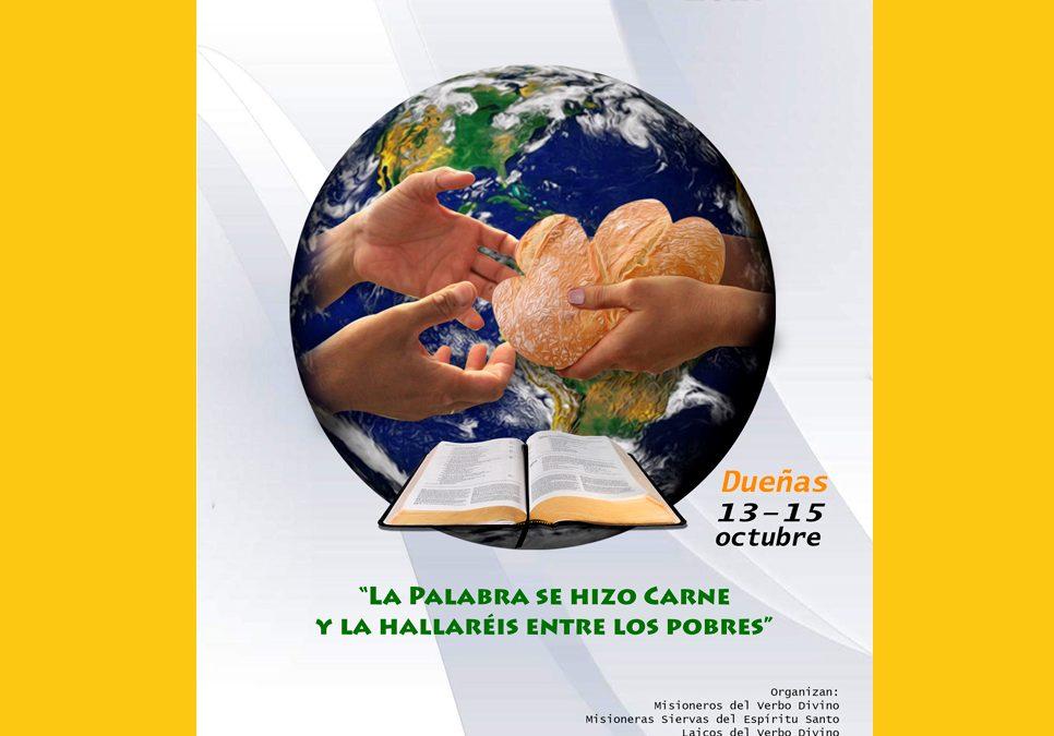 X Encuentro Nacional Misionero en la Casa de Espiritualidad SVD de Dueñas