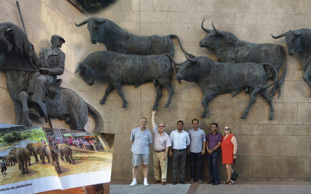 David Selvasekar, del sureste de India, como líder desde Panamá City