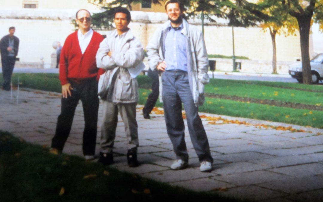 Ángel y Carlos se ponen de acuerdo: el famoso VW Golf, por cumplir años, vendido para desguace