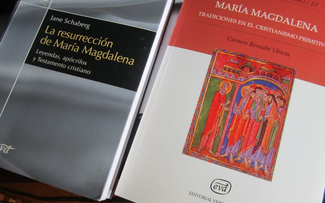 Carmen madre, Carmen hija, ayer, a Carmen la de tesis doctoral sobre María Magdalena, la del día 22