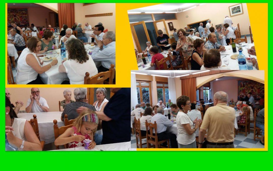Dueñas – Madrid – Haití… En Familia