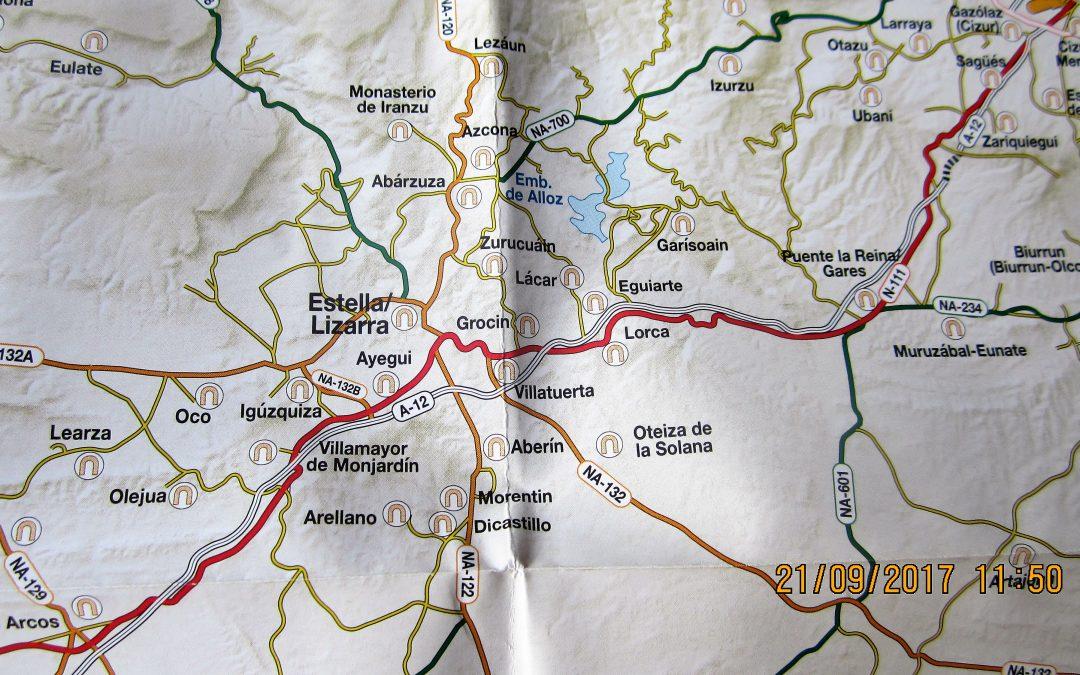 Por interesados, más localizaciones 'svd' del románico navarro