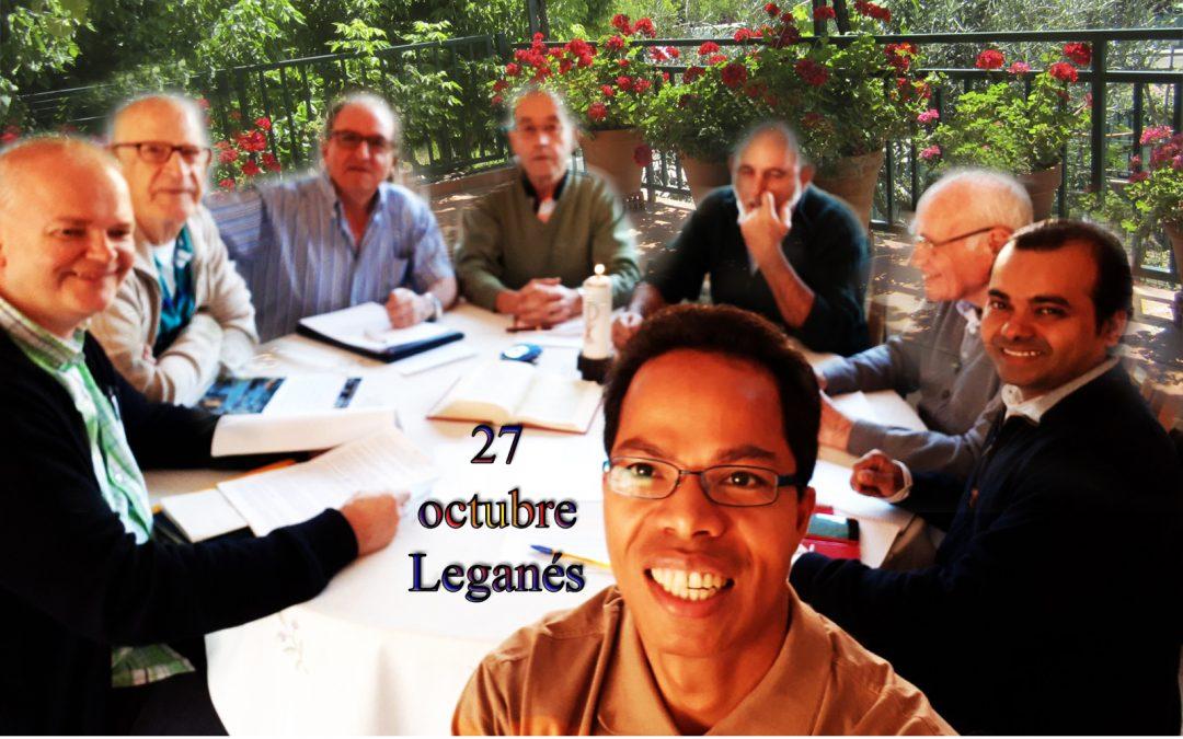 Un 27 de octubre con lecturas todas enriquecedoras, en nuestro Distrito Centro