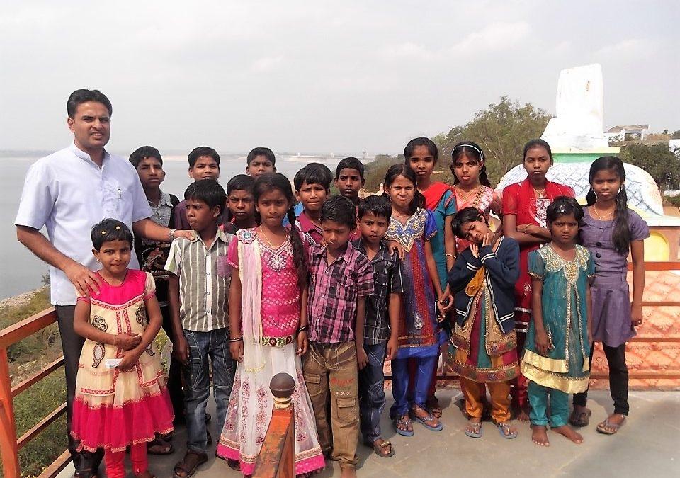 SVD y ALBA ONGD promueven proyectos de ayuda a la infancia