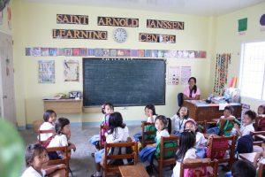 saint arnold janssen learning center
